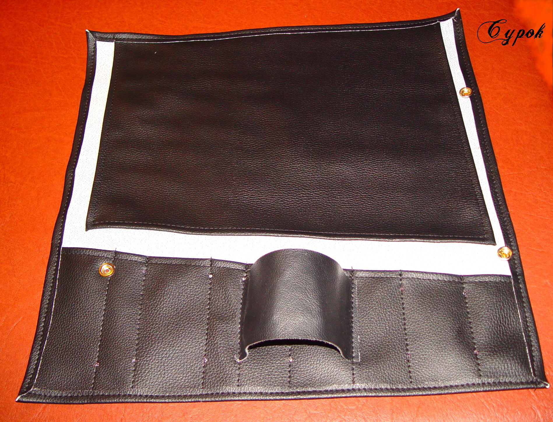 This listing is for ORIGINAL REPRODUCTION of Porsche 911 930 tool bag .